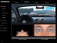 Hayes Opticians In-Car View System